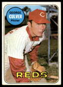 1969 Topps #635 George Culver EX Excellent