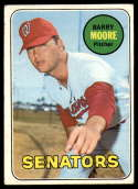 1969 Topps #639 Barry Moore VG Very Good