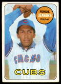 1969 Topps #640 Fergie Jenkins VG/EX Very Good/Excellent