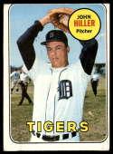 1969 Topps #642 John Hiller VG Very Good