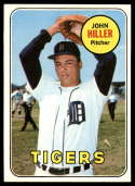 1969 Topps #642 John Hiller EX Excellent