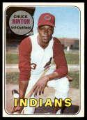 1969 Topps #644 Chuck Hinton EX/NM