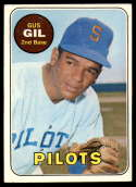 1969 Topps #651 Gus Gil EX Excellent