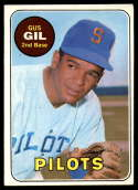 1969 Topps #651 Gus Gil VG/EX Very Good/Excellent