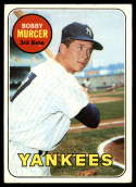 1969 Topps #657 Bobby Murcer VG/EX Very Good/Excellent