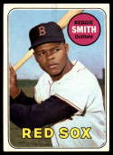1969 Topps #660 Reggie Smith VG/EX Very Good/Excellent