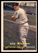 1957 Topps #14 Bob Nieman EX++ Excellent++
