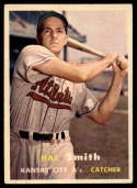 1957 Topps #41 Hal Smith EX Excellent