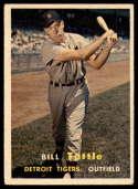 1957 Topps #72 Bill Tuttle EX Excellent