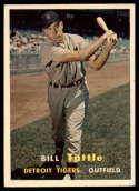 1957 Topps #72 Bill Tuttle EX/NM