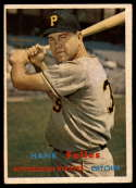 1957 Topps #104 Hank Foiles VG/EX Very Good/Excellent
