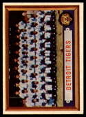 1957 Topps #198 Tigers Team EX Excellent