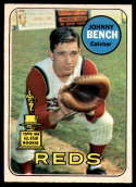 1969 O-Pee-Chee #95 Johnny Bench EX Excellent