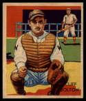1934-36 Diamond Stars #47 Cliff Bolton EX Excellent