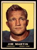 1961 Topps #34 Jim Martin EX/NM