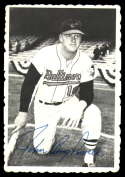 1969 Topps Deckle Edge #2 Boog Powell EX Excellent