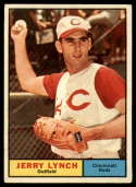 1961 Topps #97 Jerry Lynch VG/EX Very Good/Excellent