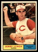 1961 Topps #97 Jerry Lynch EX Excellent