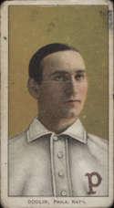 1909-11 T206 Doolin, Mickey Piedmont 150 VG Very Good