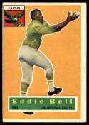 1956 Topps #4 Eddie Bell VG/EX Very Good/Excellent