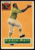 1956 Topps #4 Eddie Bell EX Excellent