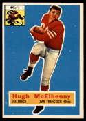 1956 Topps #50 Hugh McElhenny EX Excellent