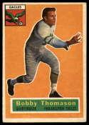 1956 Topps #100 Bobby Thomason EX Excellent