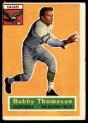 1956 Topps #100 Bobby Thomason VG Very Good