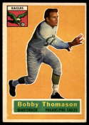 1956 Topps #100 Bobby Thomason VG/EX Very Good/Excellent