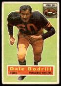 1956 Topps #111 Dale Dodrill VG Very Good