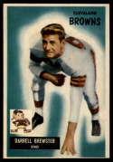 1955 Bowman #93 Pete Brewster EX Excellent
