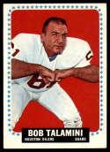 1964 Topps #85 Bob Talamini EX Excellent SP