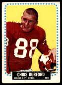 1964 Topps #94 Chris Burford VG Very Good SP