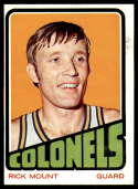 1972-73 Topps #237 Rick Mount EX/NM