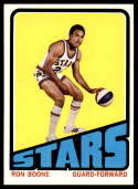 1972-73 Topps #239 Ron Boone NM+