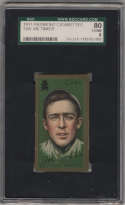 1911 T205 Gold Border #191 Joe Tinker SGC 80 6