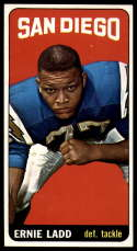 1965 Topps #164 Ernie Ladd VG Very Good SP