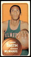 1970-71 Topps #166 Greg Smith EX Excellent