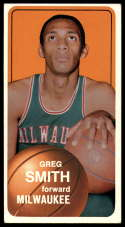 1970-71 Topps #166 Greg Smith VG/EX Very Good/Excellent