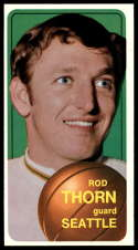 1970-71 Topps #167 Rod Thorn NM Near Mint RC Rookie