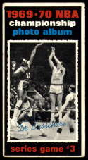 1970-71 Topps #170 1969-70 NBA Championship Game 3 VG Very Good