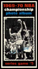 1970-71 Topps #172 1969-70 NBA Championship Game 5 EX/NM
