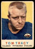 1959 Topps #176 Tom Tracy G/VG Good/Very Good RC Rookie
