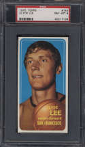 1970-71 Topps #144 Clyde Lee PSA 8