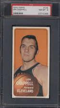 1970-71 Topps #146 Len Chappell PSA 8