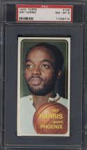 1970-71 Topps #149 Art Harris PSA 8