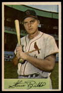 1954 Bowman #206 Steve Bilko VG/EX Very Good/Excellent