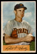 1954 Bowman #59 Bob Schultz VG/EX Very Good/Excellent