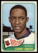 1965 Topps #588 Lenny Green EX Excellent