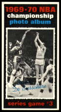 1970-71 Topps #170 1969-70 NBA Championship Game 3 EX Excellent